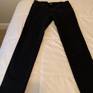 Men American Eagle Outfitter black jeans
